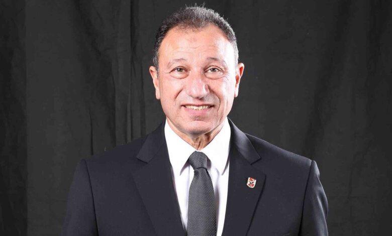 الخطيب: وصول الأهلي المربع الذهبي لمونديال الأندية هدفنا ونصيحة غالية لمحمد صلاح