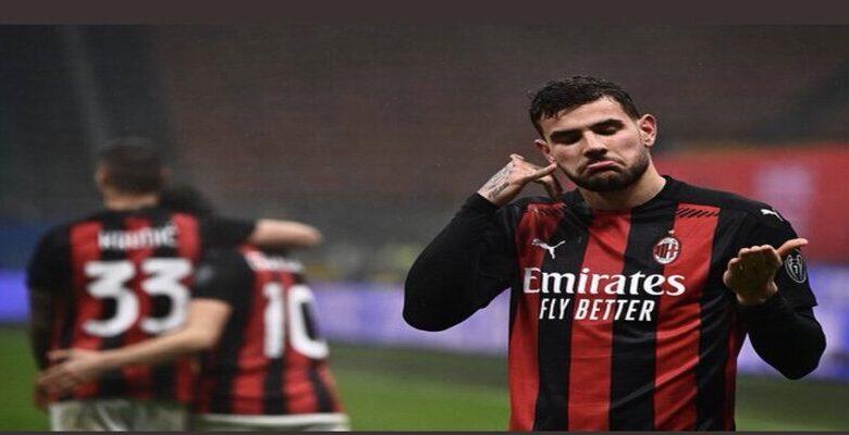 ميلان يحافظ على صدارة الدوري الإيطالي بهدف قاتل في الدقيقة 90
