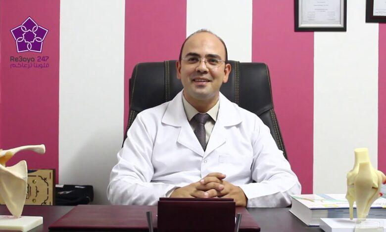 تعيين دكتور أحمد أبو عبلة طبيبا للفريق الأول بالنادى الأهلى