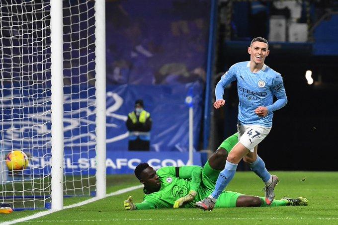 صورة أهداف مباراة تشيلسي ومانشستر سيتي (3-1) اليوم فى الدوري الانجليزي