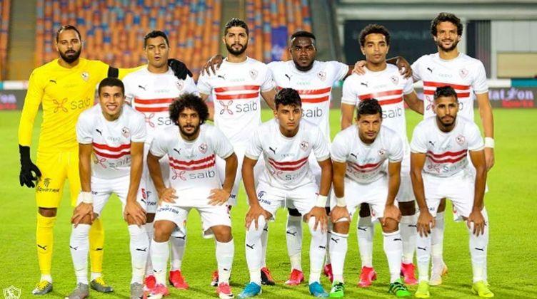 الزمالك يتغلب على إنبي بهدفين لهدف فى الدوري المصري