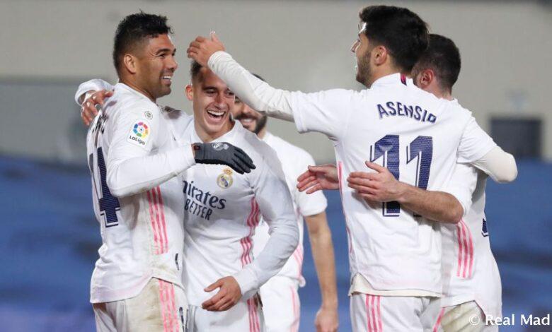 تشكيل ريال مدريد اليوم لمواجهة سيلتا فيغو بالدوري الاسباني