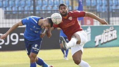 صورة سموحة يتعادل سلبيأ امام سيراميكا بالدوري المصري