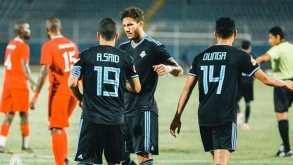 نادى بيراميدز يعلن سلبية مسحة جميع اللاعبين قبل مباراة الاتحاد الليبي