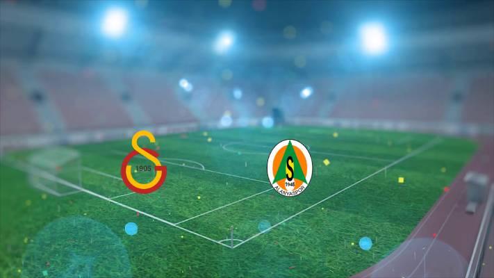 صورة نتيجة مباراة جالطة سراي والانيا سبور اليوم بث مباشر في الدوري التركي