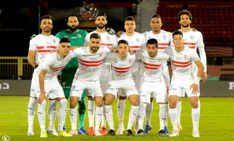 صورة ترتيب الدوري المصري بعد تعادل الزمالك مع وادي دجلة اليوم